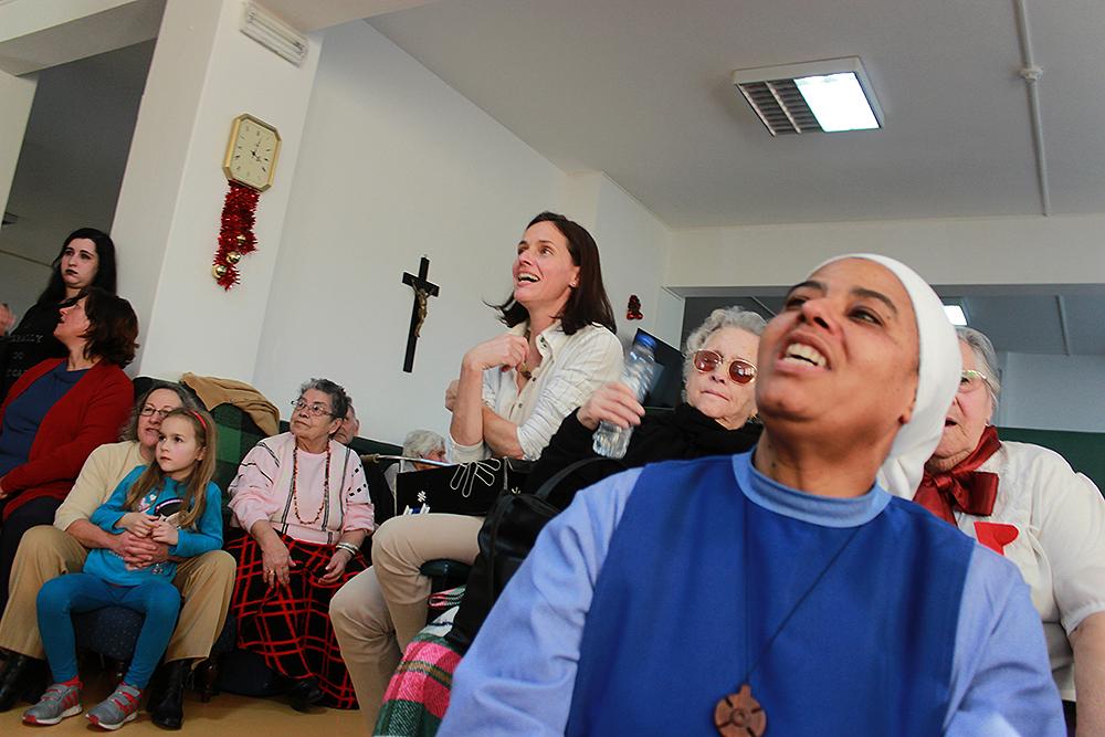 Festa de Natal do Lar de São José