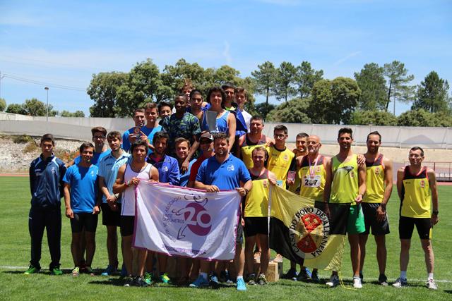 13 anos depois 20 km sagram-se campeões regionais de Santarém