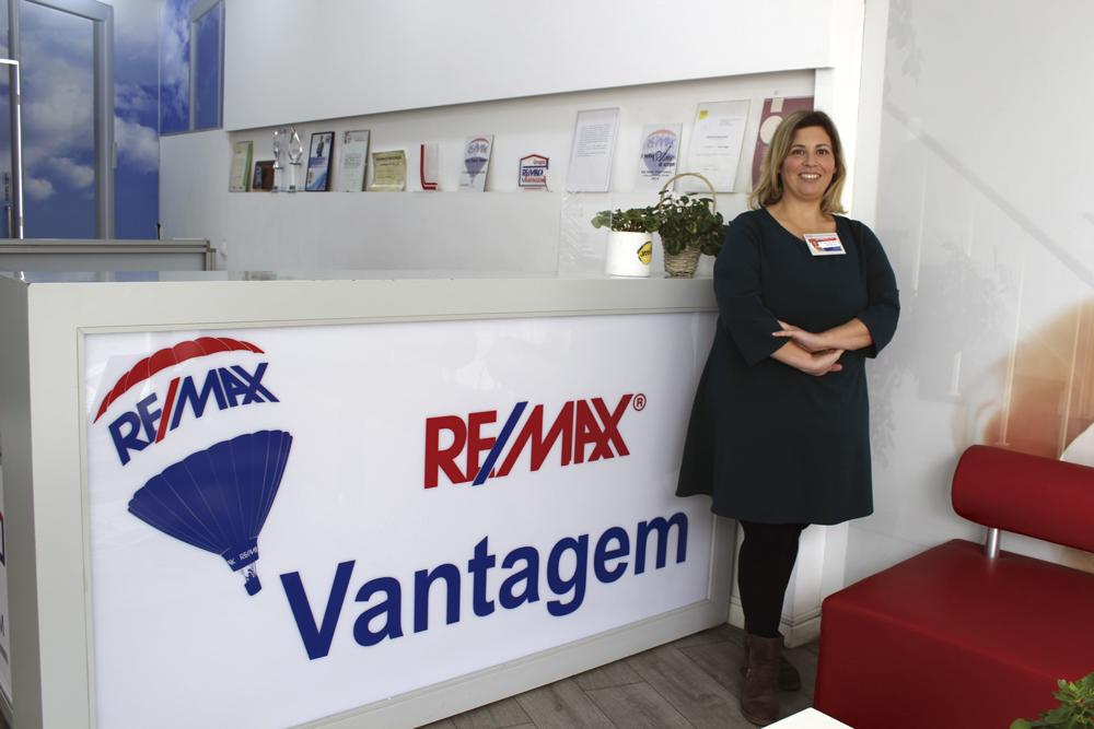 Ana Carla Silva, a sua consultora imobiliária