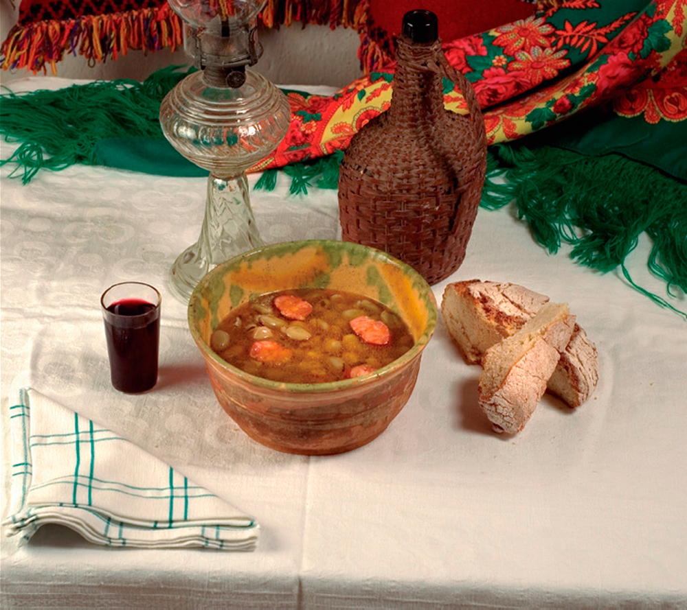 Sopa de Favas