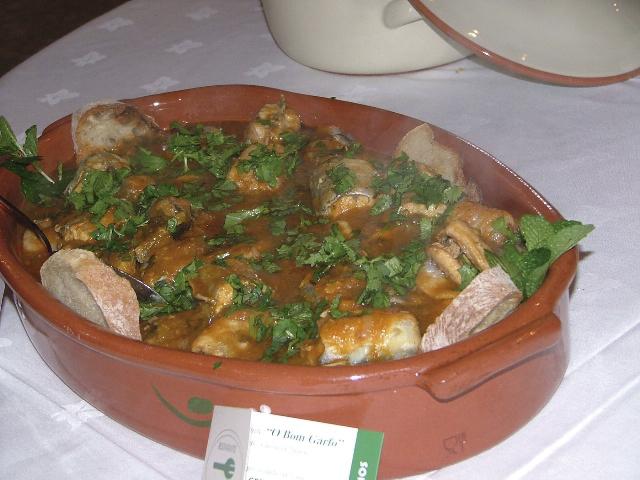 Sopa de Peixe do Rio