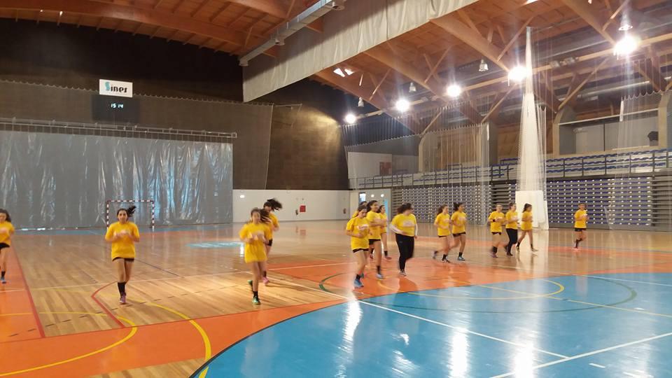 Covid-19: Associação 20kms Andebol suspende treinos