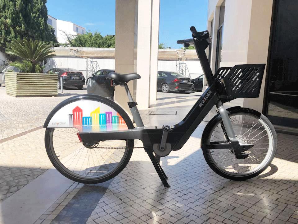 Escolhido o modelo de bicicletas públicas elétricas de Almeirim