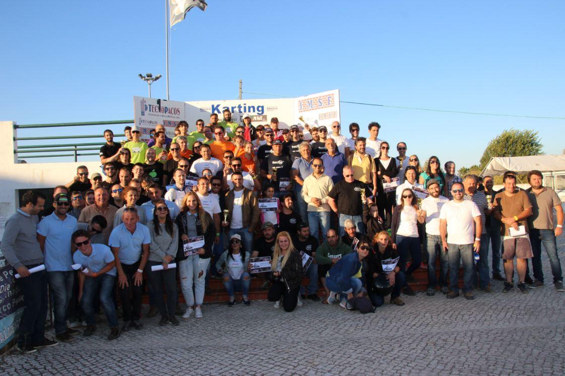 Troféu Empresarial de Karting da NERSANT em Almeirim