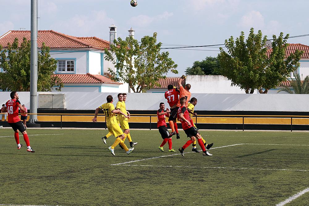 Fazendense x Atlético Ouriense – 1ª jornada