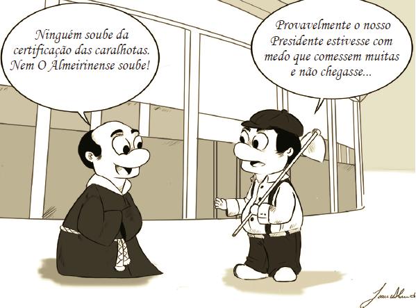 Cartoon- 15 de outubro